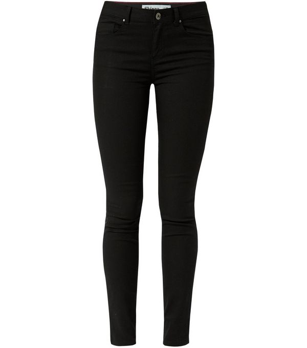 Womens Black Skinny Jeans - Legends Jeans