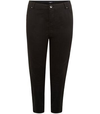 Curves Black Skinny Jeans