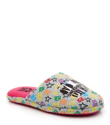 teens-grey-one-direction-mule-slippers