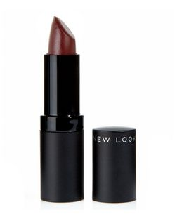Pure Colour Aubergine Lipstick | New Look