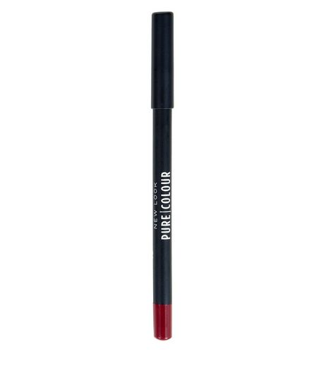 Pure Colour Rich Red Lip Liner  | New Look