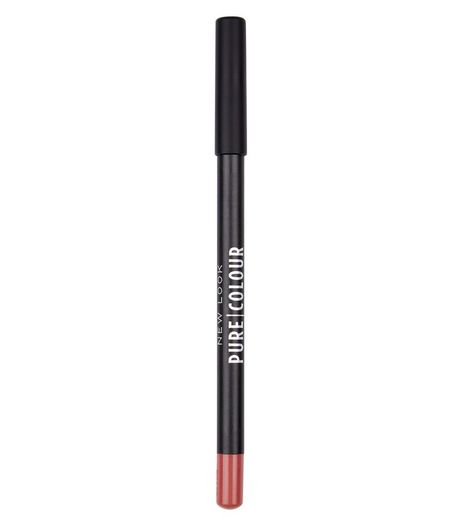 Pure Colour Shell Pink Lip Liner  | New Look