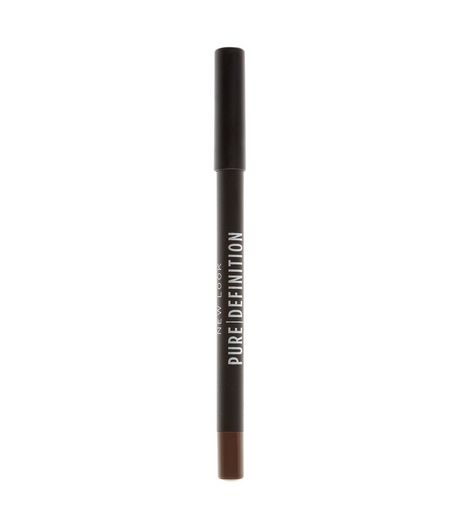 Pure Colour Dark Brown Eyebrow Pencil  | New Look