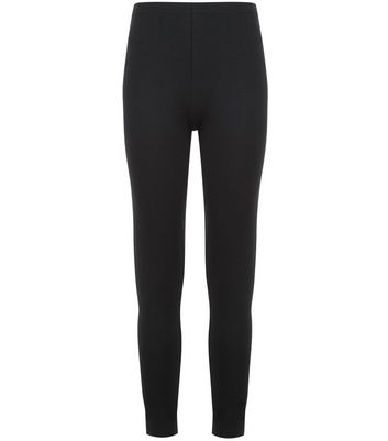 Teens Black Leggings