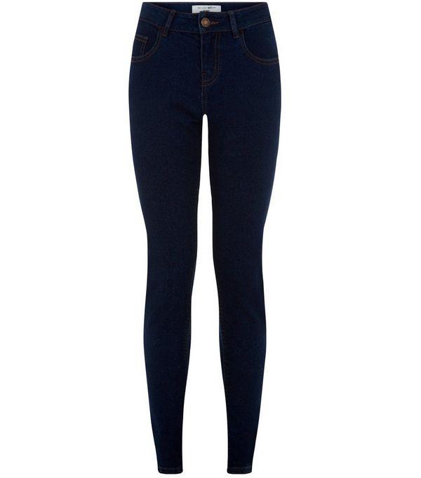 Teens Navy Skinny Jeans