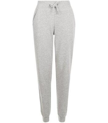 Grey Slim Leg Joggers