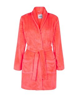 Teens Pink Dressing Gown | New Look