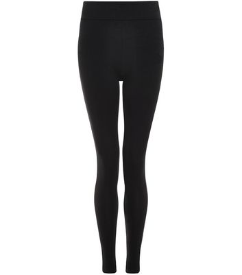 Tall Black High Waisted Leggings