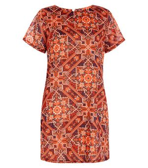 With its intriguing print, this maxi dress is the ultimate wear-all-summer staple. Slip it on for an outdoor barbecues or evening parties for an effortlessly chic look.5/5.