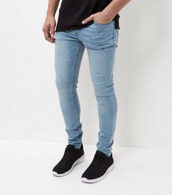 Mens light blue stretch skinny jeans – Your Denim Jeans Blog