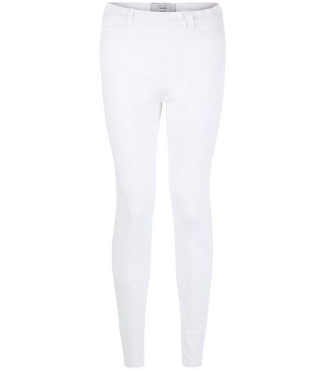 White Jeggings  | New Look