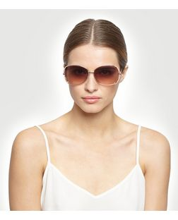 Pink Oversized Rectangle Sunglasses | New Look