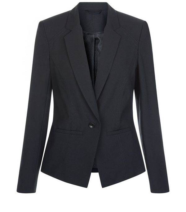 Black Suit Jacket Womens | My Dress Tip