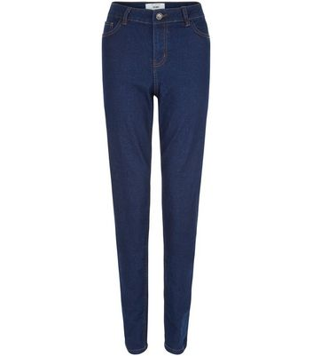 Tall 36in Blue Skinny Jeans