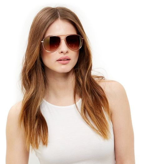 Stone Pilot Sunglasses | New Look