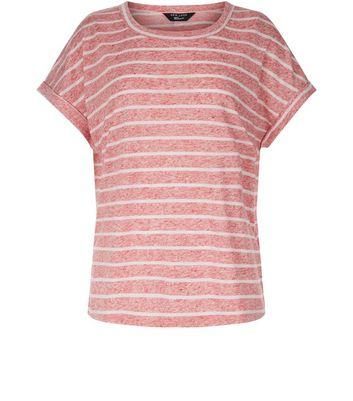 Teens Red Stripe T-Shirt