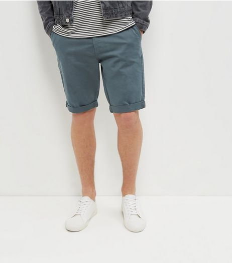 Green Chino Shorts | New Look