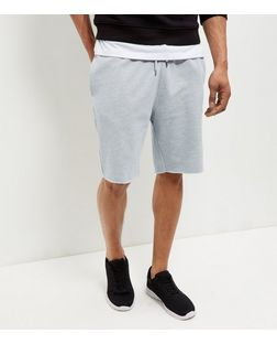 Grey Drawstring Shorts | New Look