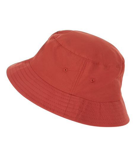 Rust Bucket Hat  | New Look