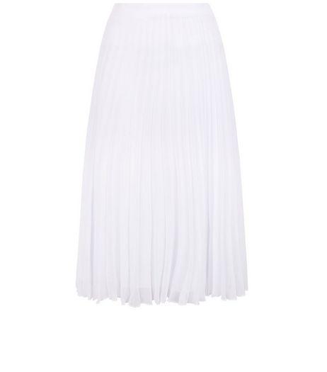pleated skirts pleated chiffon skirts new look