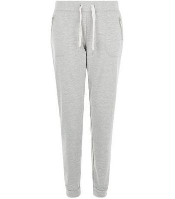 Grey Slim Fit Joggers