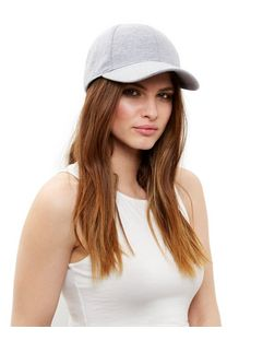 Grey Mesh Cap  | New Look