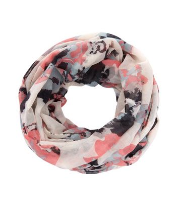 pink-floral-print-oversized-snood