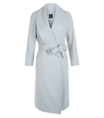 petite-grey-belted-wrap-coat