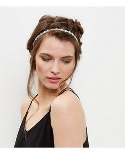 Crystal Loop Headband | New Look