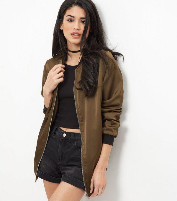 Long Line Ladies Jackets Coat Nj