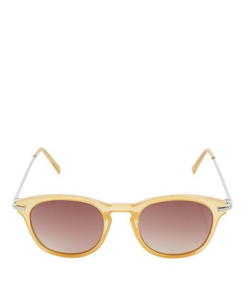 camel-round-sunglasses