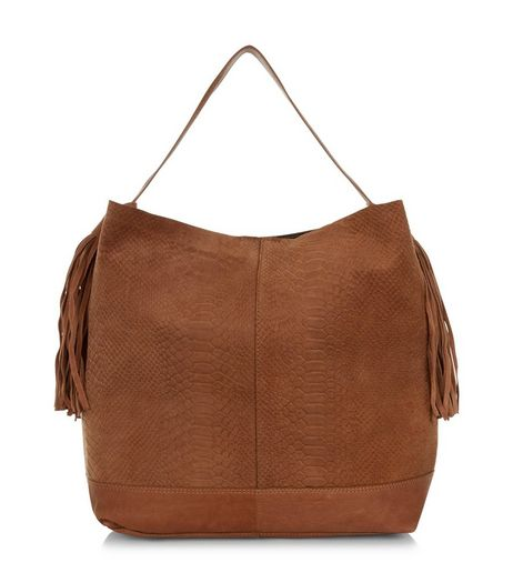 tan purse shoulder
