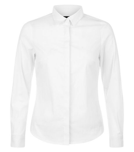 Petite White Shirt | New Look