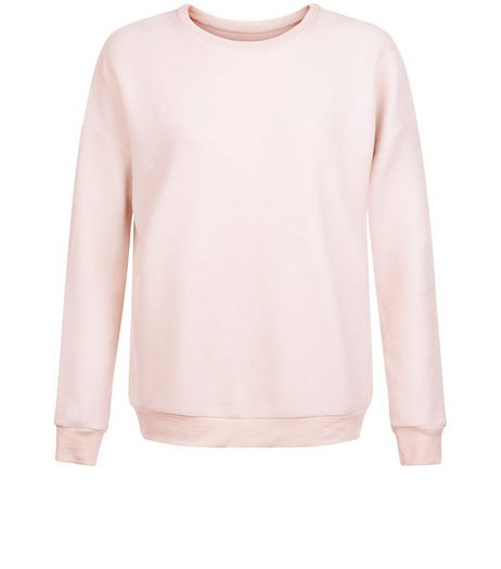 Pink Sweater Pyjama Top | New Look
