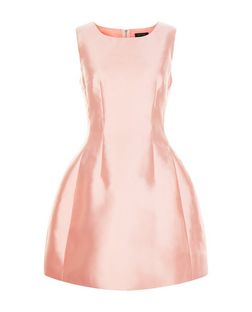 Shell Pink Sleeveless Prom Dress  | New Look
