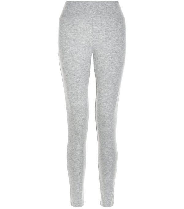 Grey High Waisted Leggings