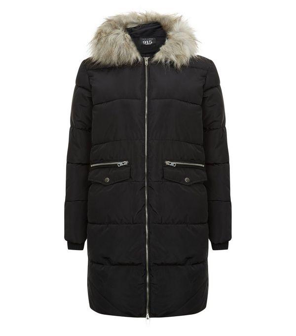 Teen Parkas | Girls Parka Jackets &amp Coats | New Look