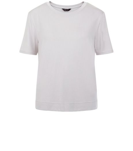 Grey T-Shirt  | New Look