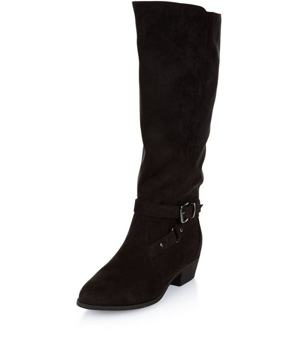 Womens knee high boots new look
