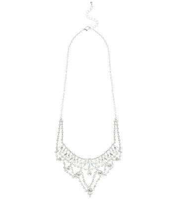 Crystal Diamante Necklace
