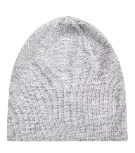 Grey Beanie  | New Look
