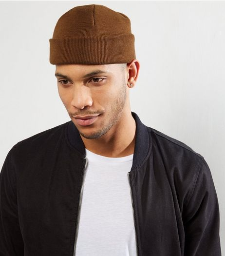 Brown Beanie | New Look