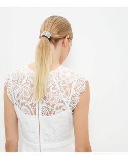 Crystal Diamante Embellished Hair Band | New Look