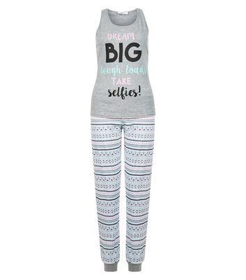 teens-grey-dream-big-pyjama-set