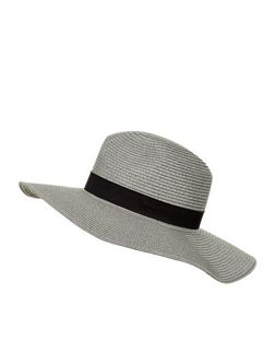 Grey Fedora - New Look