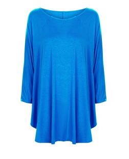 Apricot Blue Batwing Top | New Look