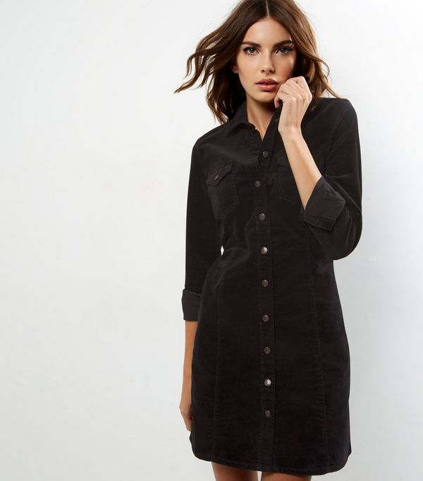 Shirt Dresses | Oversized Shirt Dresses | New Look
