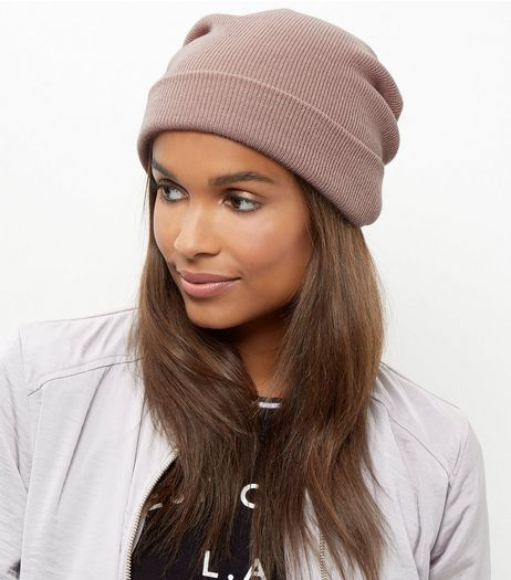 Pink Beanie Hat  | New Look