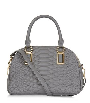http://media.newlookassets.com/i/newlook/384857304/womens/bags-and-purses/bowler-bags/grey-snakeskin-texture-quilted-bowler-bag
