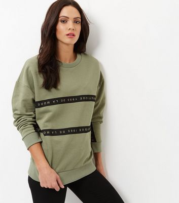 khaki-boutique-double-stripe-sweater